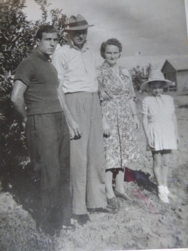 Domenico Petruzzi and The Robinson Family