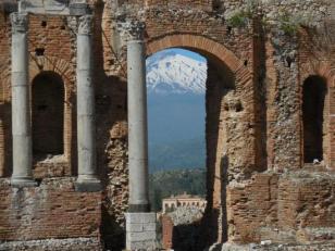 Mt Etna Taormina. Francesco Cipolla