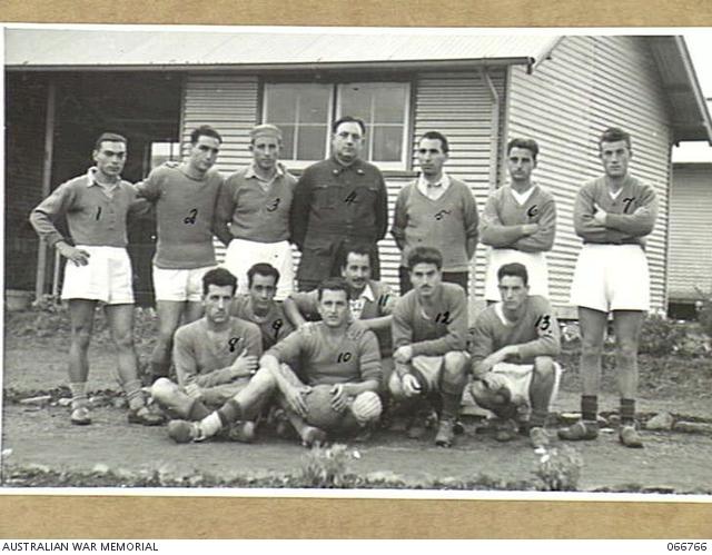 Murchison.Football Team