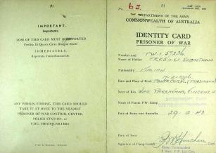 Q2 Nambour Identity Card Fresilli