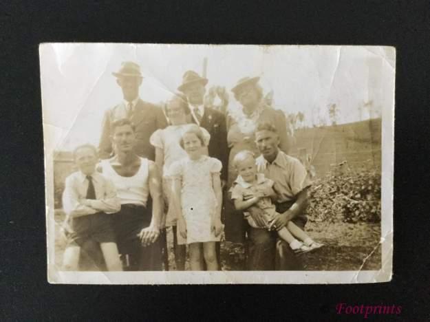Dwyer Family 1945