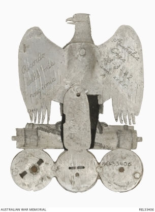 Fascist Eagle Desk Ornament 2