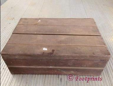 Antonio's Wooden Box WA closed