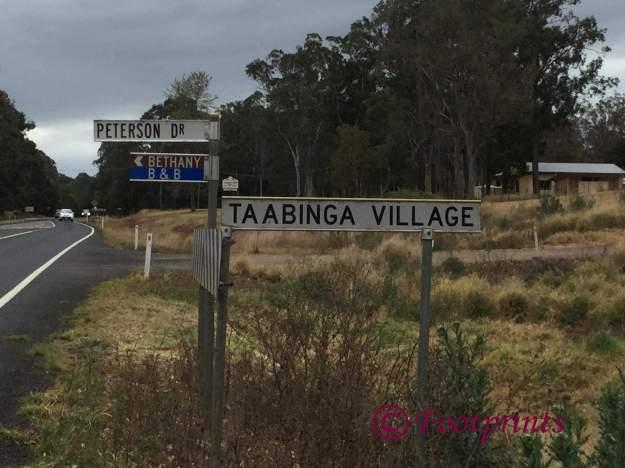Q8 Kingaroy.Taabinga Village.Benair