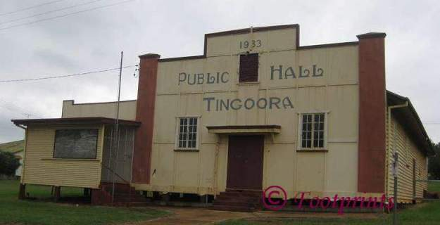 Tingoora Hall