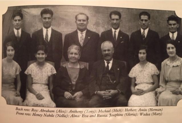 Lutvey Family