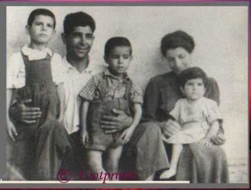 Pinna Family 1956
