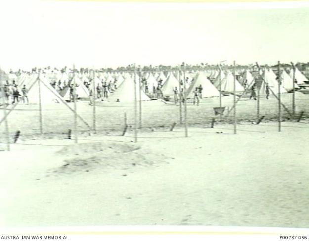Geneifa POW Camp AWM 2