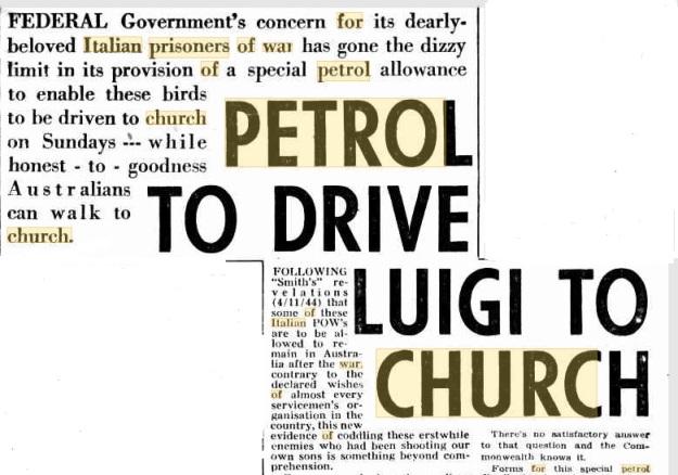 Petrol f or Luigi