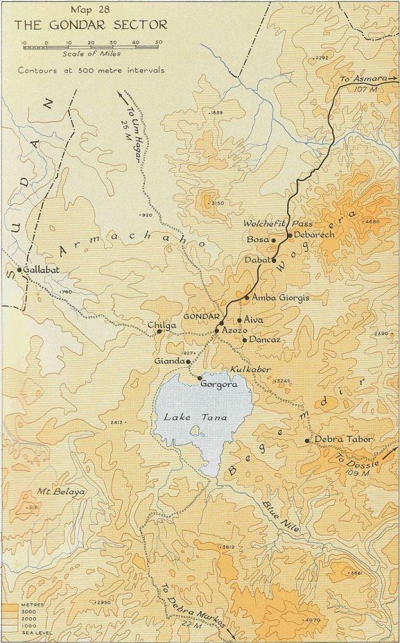 Gondar_sector,_East_African_Campaign
