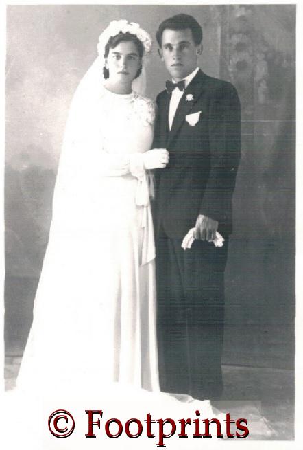 Pepe Michele and Elena 1948
