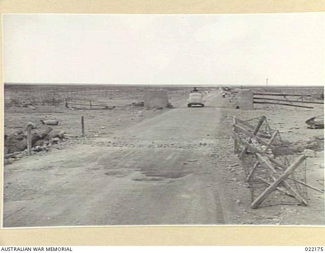 Road to Tobruk